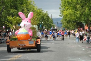 campbell ca parade
