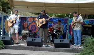 live music in downtown campbell